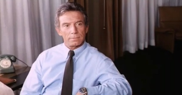 Anthony Franciosa nei panni di Peter Neal.