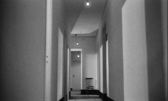 L'appartamento in cui Nora è stata attirata da una misteriosa telefonata
