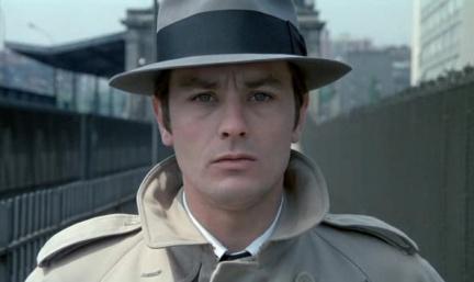 Alain Delon è Frank Costello