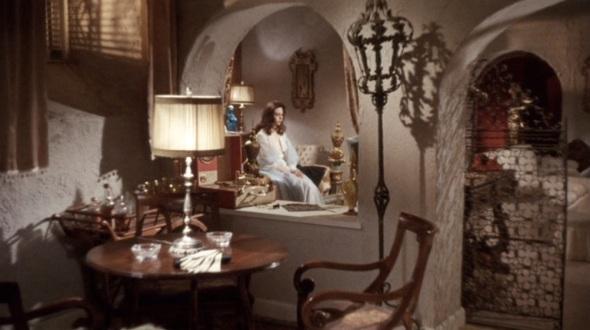 L'appartamento in cui si svolge il primo episodio