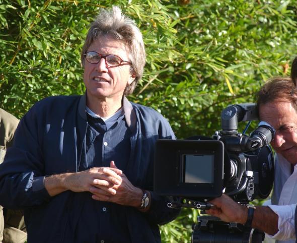 Il regista Antonio Bido