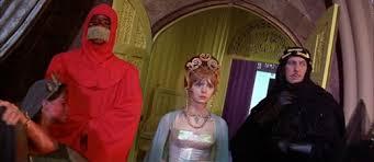 "Francesca, Prospero e lla ""Morte Rossa"""