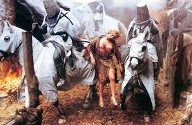 I cavalieri teutonici all'opera