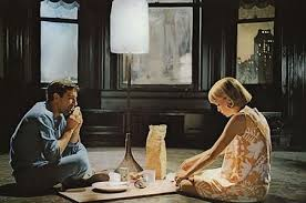 John Cassavetes e Mia Farrow