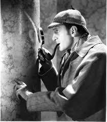 Basil Rathbone è Sherlock Holmes